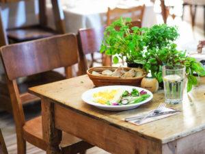 restauracja lublin stolik