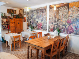 restauracja Lublin wnętrze