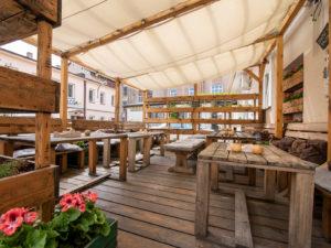 restauracja Lublin ogródek